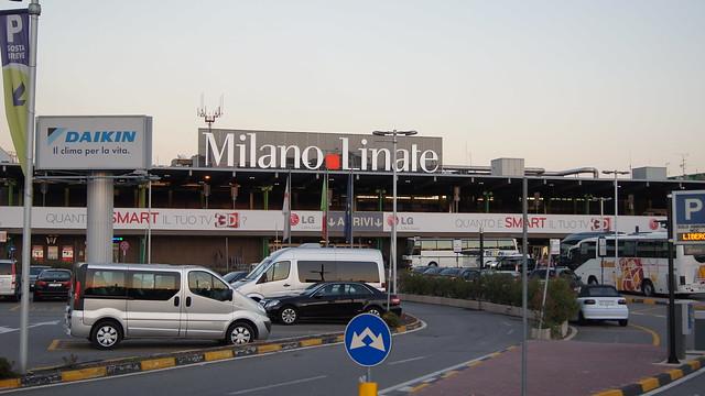 Milano Linate Airport, Italy