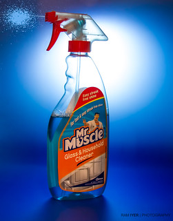 Mr. Muscle - the Cleaner