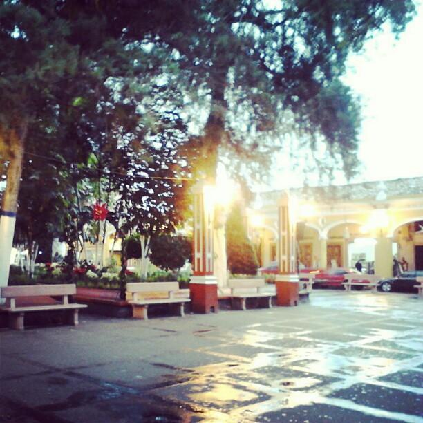 Plaza de #Cotija #Michoacan | BrianBofin | Flickr