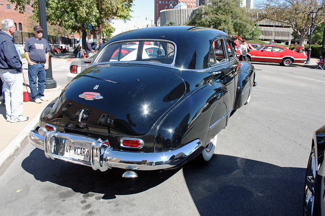 1947 Oldsmobile 98 Sedan (5 of 7)