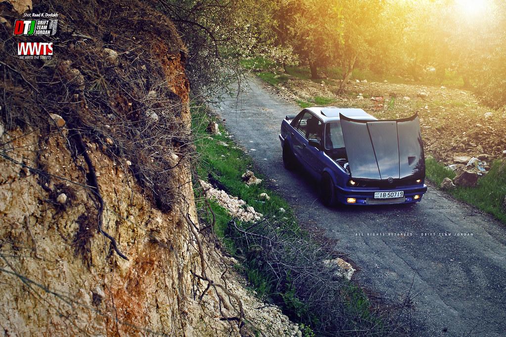 BMW E30 - 1JZ SWAP     BMW E30 - 1JZ SWAP     Raad Dodokh