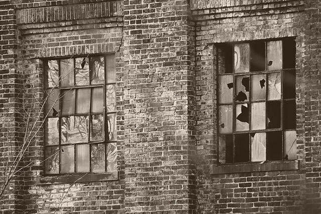 Worn Windows