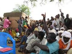 Niger - GEF/SGP - Community meeting