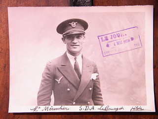 M. Victor MÉRENTIER, pilote de la SDA | by afvintage