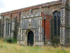 disused north porch (15th Century)