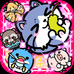 Cute puzzle game Pretty Monsters - Android & iOS apps - Free