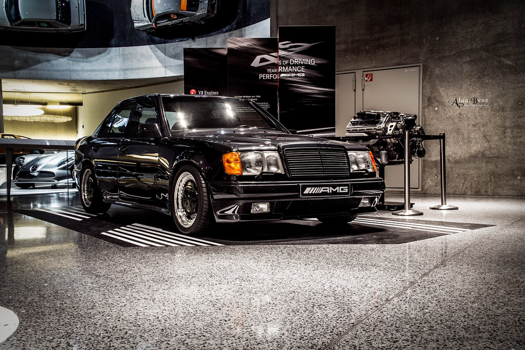 Mercedes-Benz 300 E AMG HAMMER | Mercedes-Benz W124 300E AMG… | Flickr