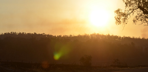 fire smoke australia victoria flame burn firefighting hayfield seaton bushfire gippsland cfa striketeam countryfireauthority glenmaggie