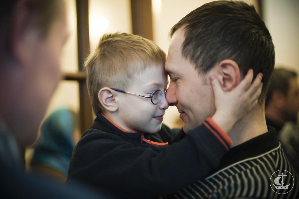 3 марта 2013, Литургия в Неделю о блудном сыне