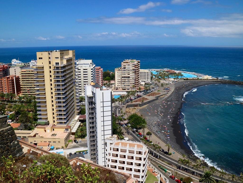 Vistas Mirador de La Paz