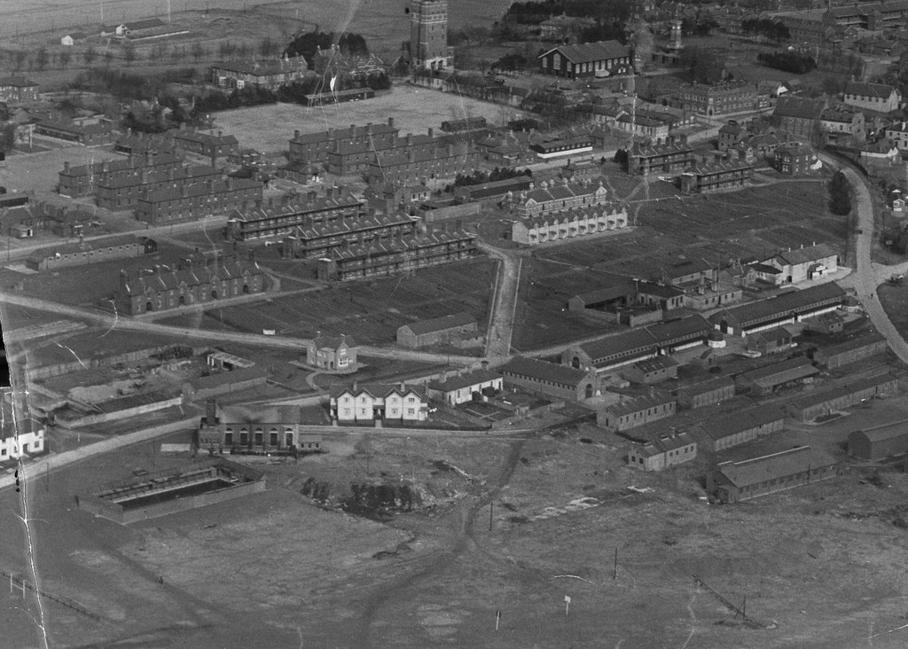 Curragh Camp Married Quarters 1920s to 1980s | Curragh