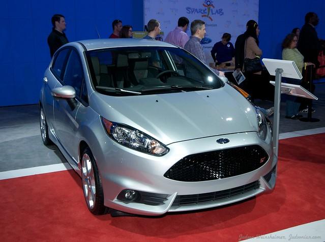 2013 Washington Auto Show - Upper Concourse - Ford 4
