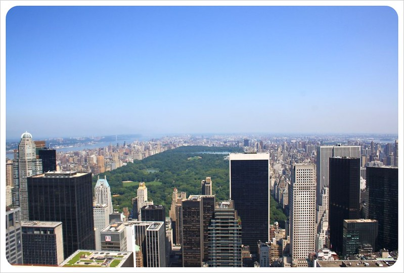 NYC attractions