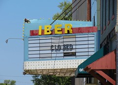 Iber Theater Marquee