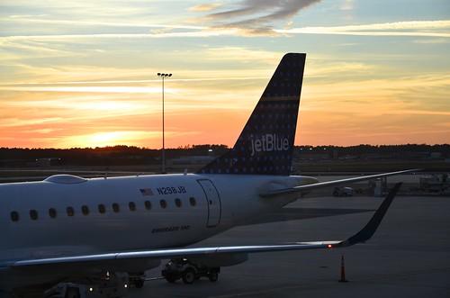 plane airplane airport jetblue jacksonville jax 2012 faved november2012