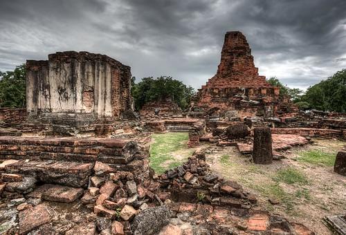 Ruins of Sukhothai Historical Park Thailand 34   by John Shedrick