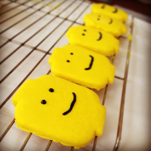 Lego Man Sugar Cookies | by betsyweber