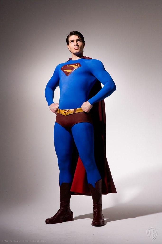 Superman Returns Brandon Routh 0013 | Brandon Routh is