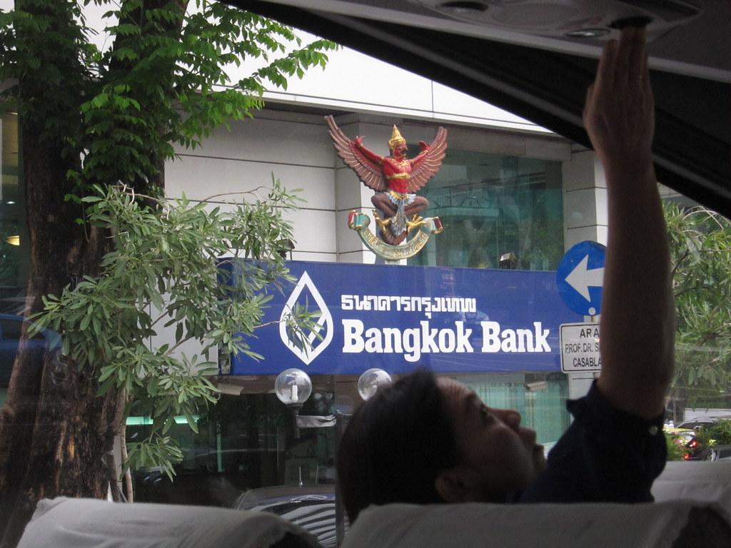 Bangkok Bank - Jakarta