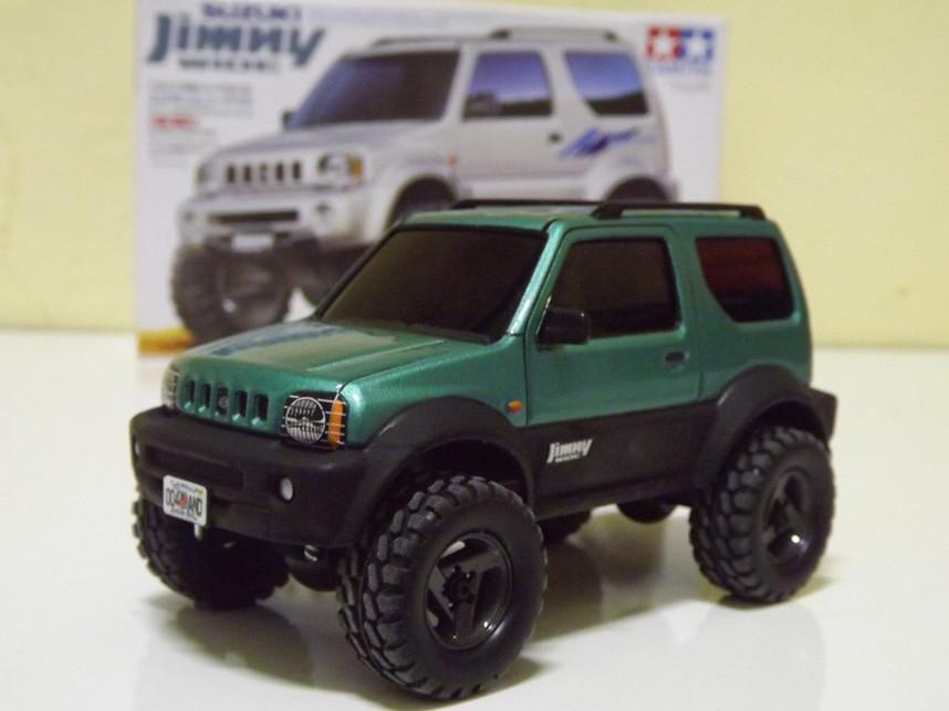 Suzuki Jimny (Tamiya Mini 4wd)   1/32   artesrc2010   Flickr