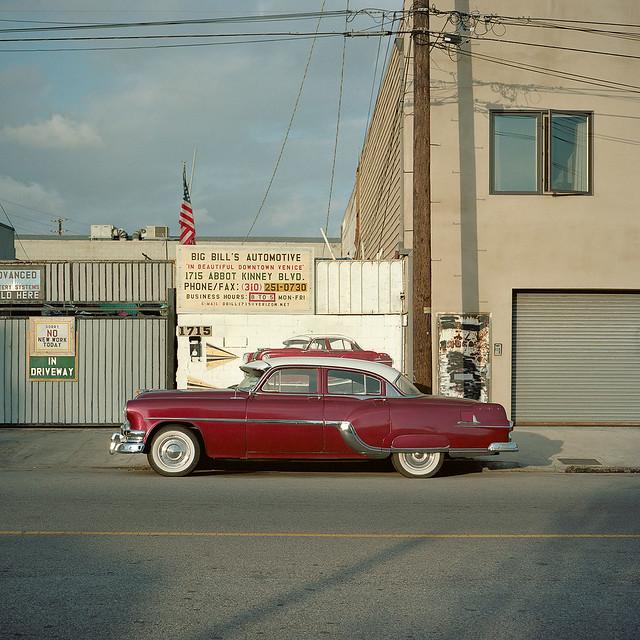 big bill's automotive. venice beach, ca. 2013.