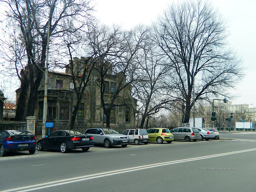 Vasile Pârvan Street, Bucharest   by Carpathianland