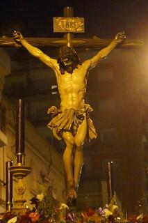 Cristo de la Pasion y Muerte