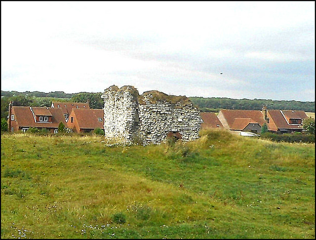 Flamborough Castle ..