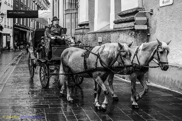Old transport system - Salzburg