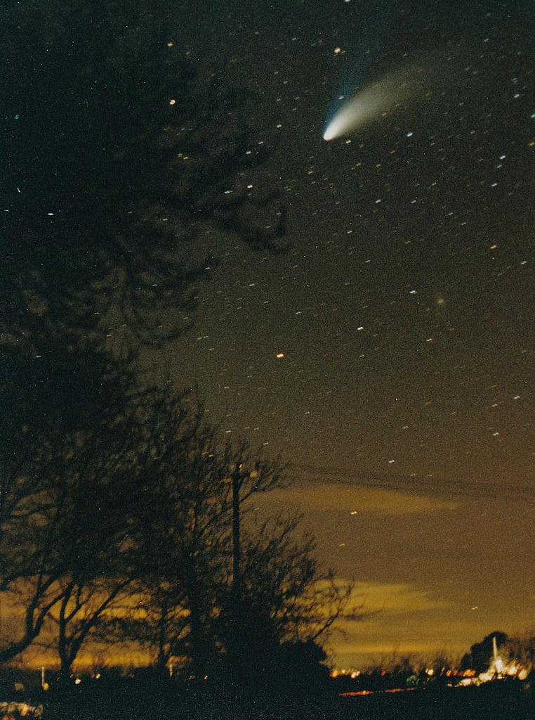 Hale Bopp Comet 1997