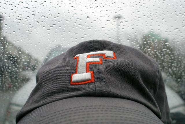 Hat in the Rain