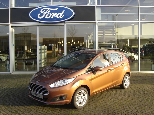 2013 Ford Fiesta Photo