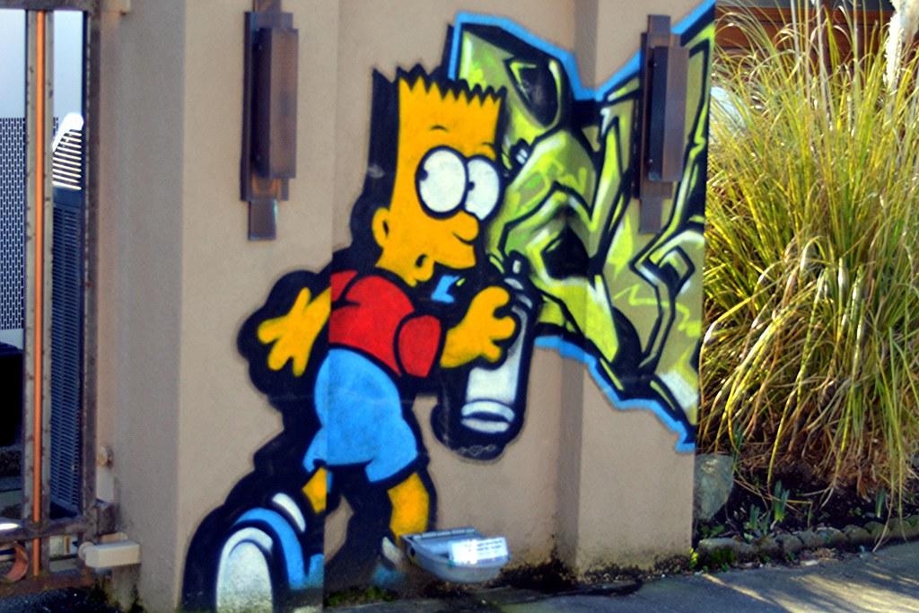 Grafiti | Graffiti about graffiti | Yuri Levchenko | Flickr