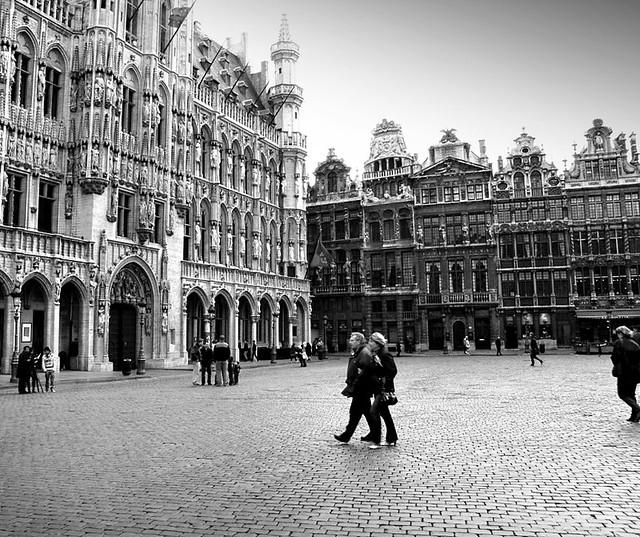 Brussels, La Grand - Place