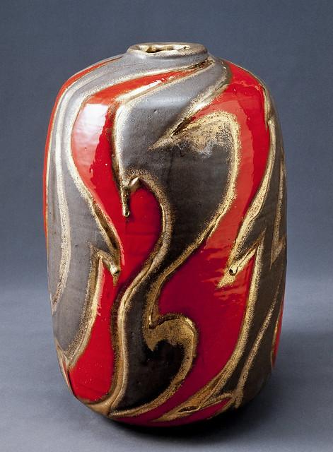 Ceramic Object - Aki no Kagayaki