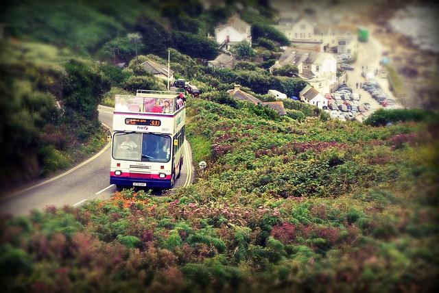First Devon & Cornwall 38001 (D701GHY)