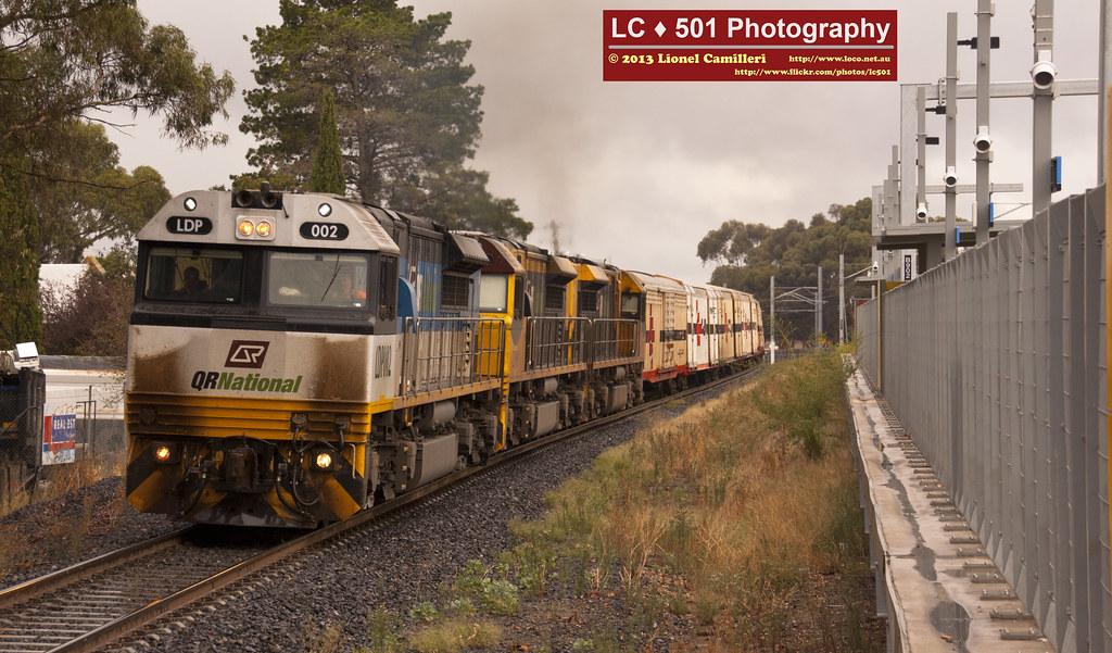 Passing Craigieburn by LC501