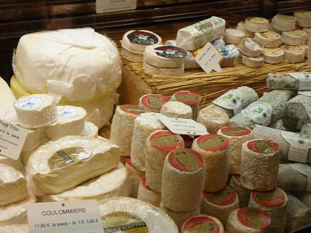 En el valle del Loira hay cinco Denominaciones de Origen de quesos
