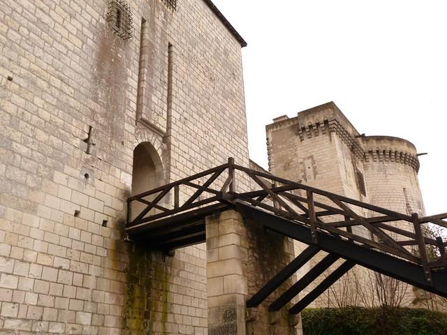 El de Loches es uno de los castillos del Loira más destacados de todo el valle