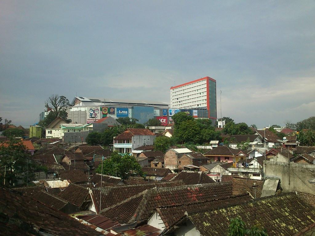 Malang Olympic Garden View Dari Bareng Kota Malang Flickr