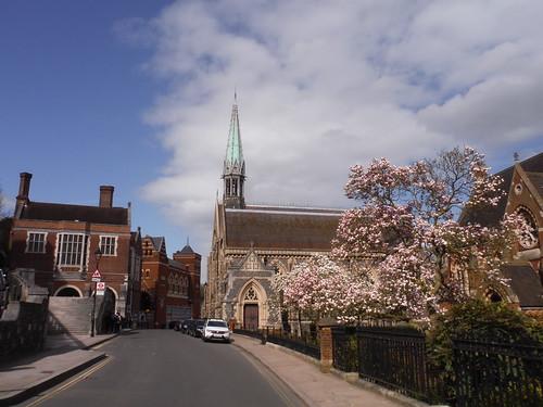 View along High Street SWC Short Walk 40 - Harrow-on-the-Hill (South Kenton or Northwick Park to Harrow-on-the-Hill)
