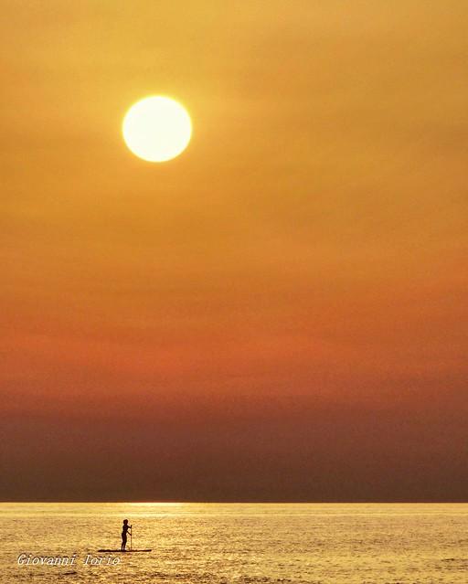 Grande tramonto