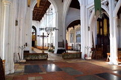 looking from chancel into crossing