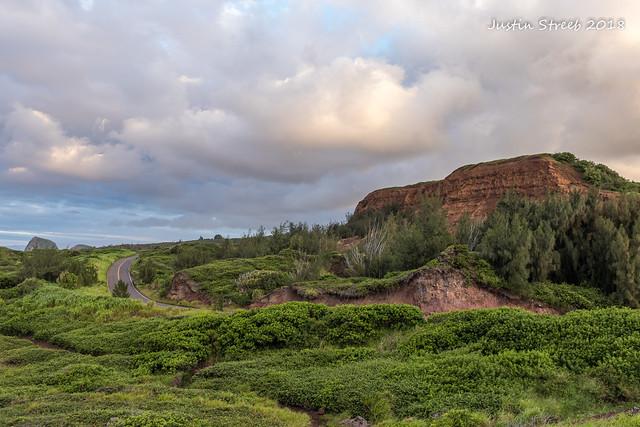 Maui Approaching Sunset