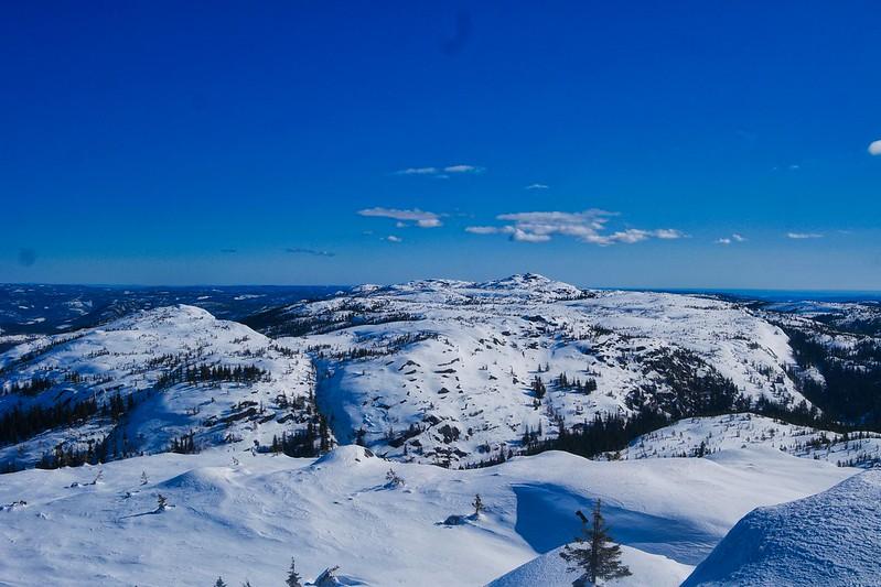 14-Utsikt fra Skrimtoppen