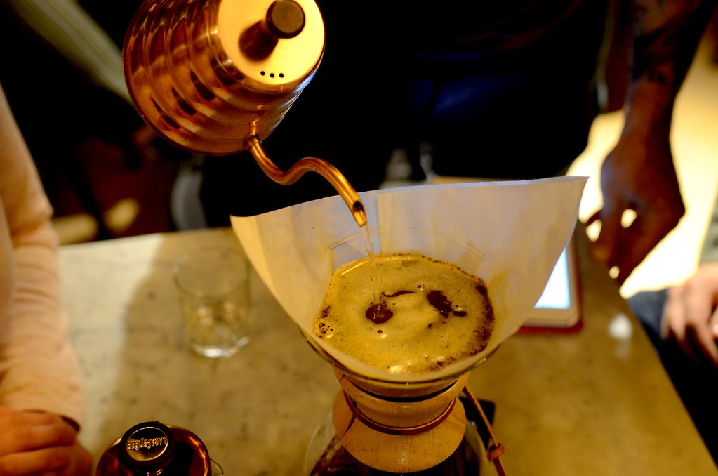 Brussels Coffee Week 17 : Kaffabar