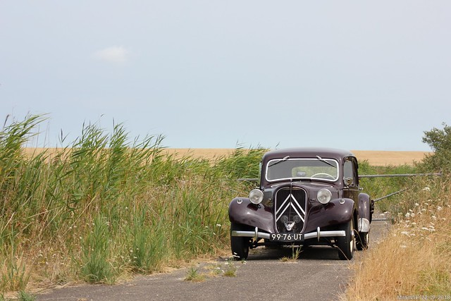 Citroën Traction Avant 11BL 1951 (99-76-UT)