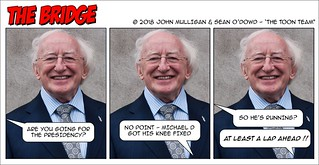 Michael D Higgins | by Real Group Photos