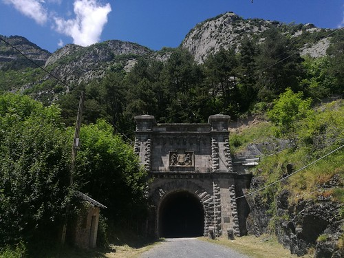 Tunel de Samport | by BlackDaffodil