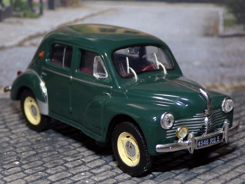 Renault 4CV Berline – 1950